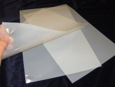 MYLAR Stencilling / Shield Film